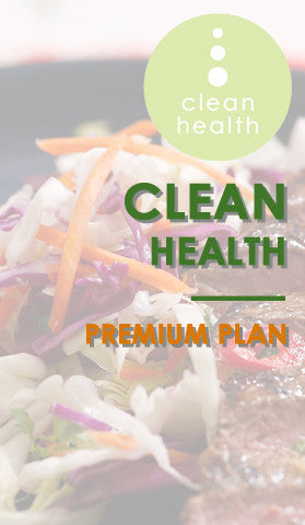 z CLEAN HEALTH PREMIUM SALAD PLAN