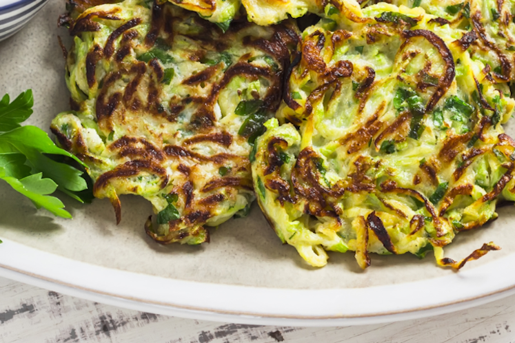 MIXED VEGETABLE FRITTATA