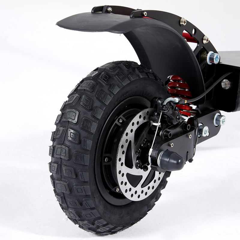 Electric Scooter Tire - dualmoto