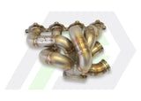 CT9A T4 Twin Scroll Forward Facing Manifold