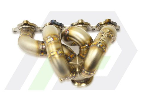 CT9A VBand Forward Facing Manifold