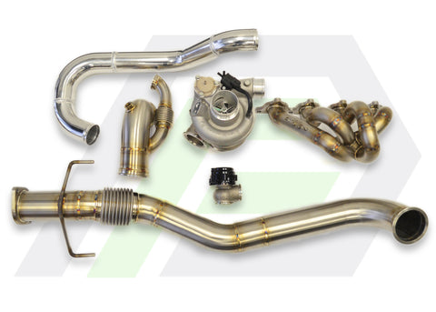 Evo 7 8 9 Vband Turbo Kit