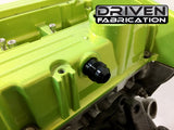 Evo 8-9 10an PCV Valve Cover Fitting