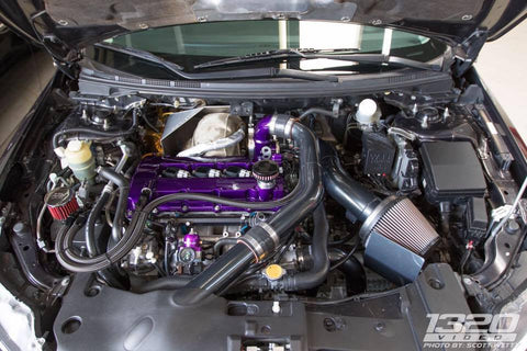 Evo X Top Mount EFR Turbo Kit