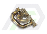 Evo X T4 Twin Scroll Top Mount Manifold