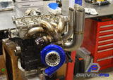 Evo 8-9 Forward Facing Turbo Kit