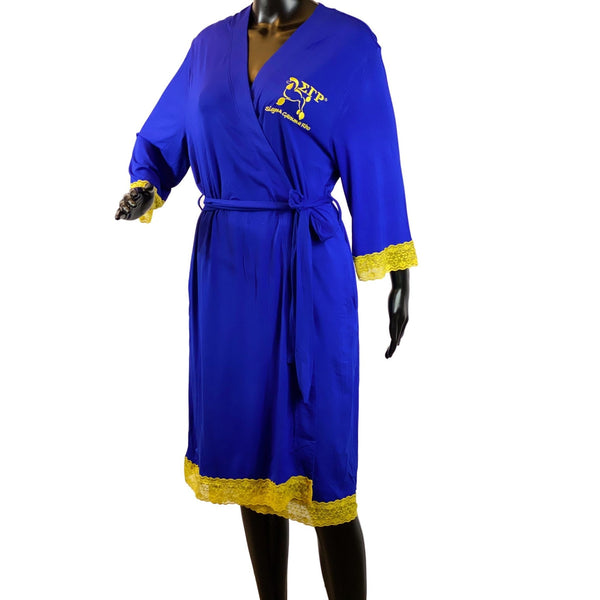 Embroidered Robe, SGRho - Poodle