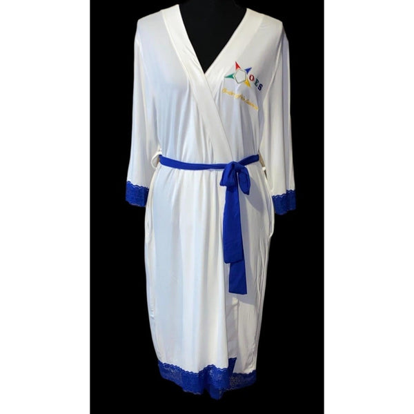 Embroidered Robe, Order of The Eastern Star