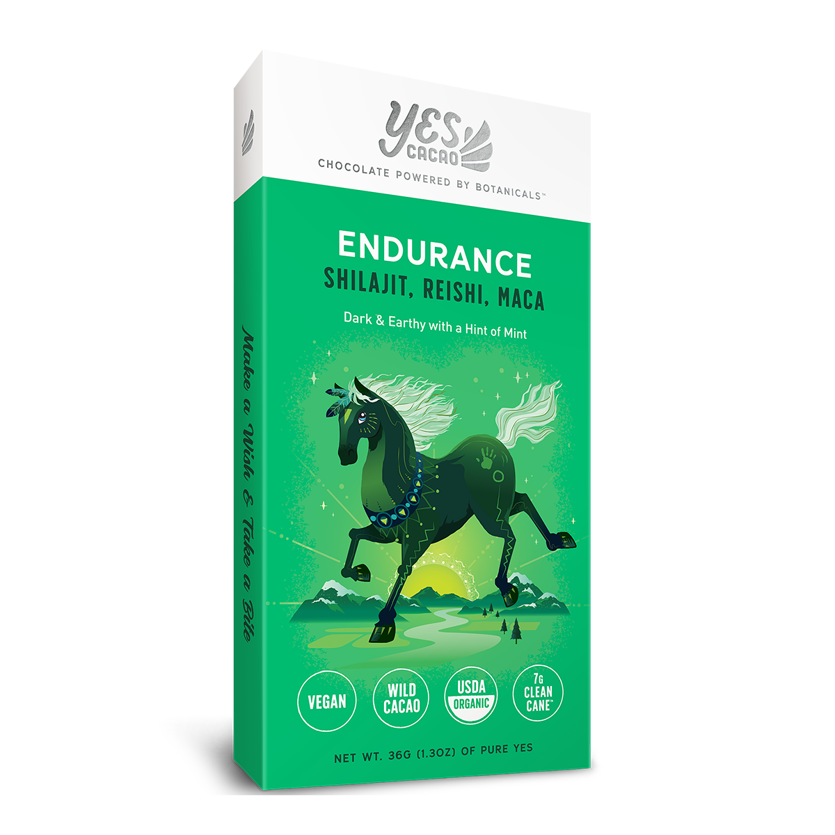 ENDURANCE Botanical Chocolate®
