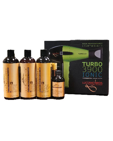 Dominican Magic Hair Growth Start up Kit - Dominican magic