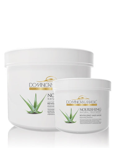 Dominican Magic Revitalizing Hair Mask - Dominican magic