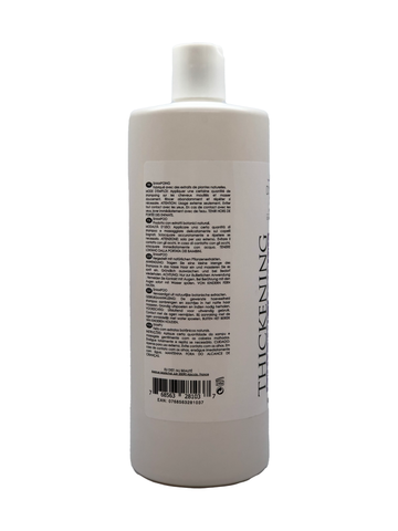 Dominican Magic Flax Seed Thickening Shampoo - Dominican magic