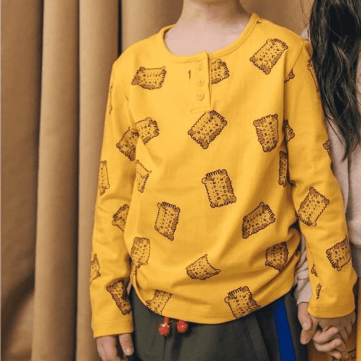 Butter Cookie Tee