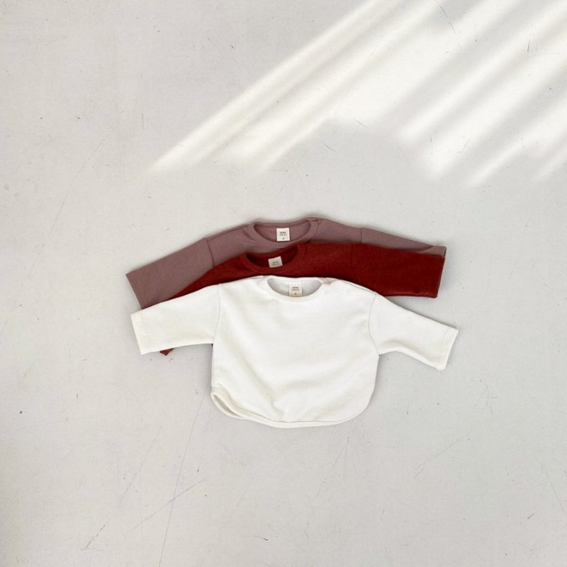 Baby Basic Long Sleeve Tee - Choulala Box