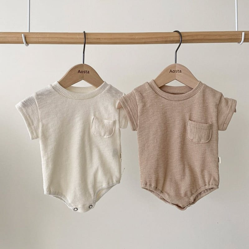 Baby Butter Scoop Bodysuit - Choulala Box