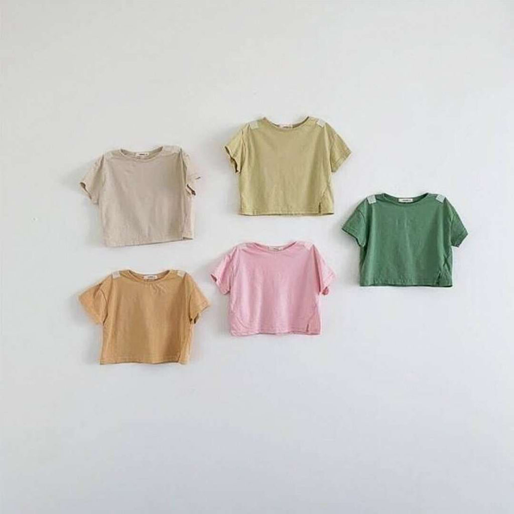 Basic Slit Tee - Choulala Box