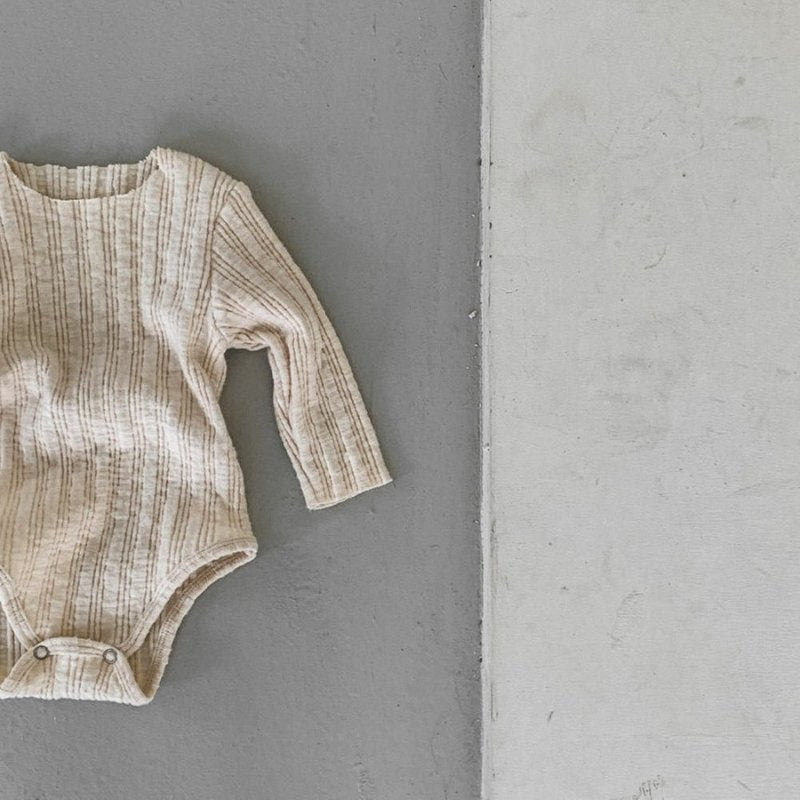 Bebe Ribbed Bodysuit - Choulala Box