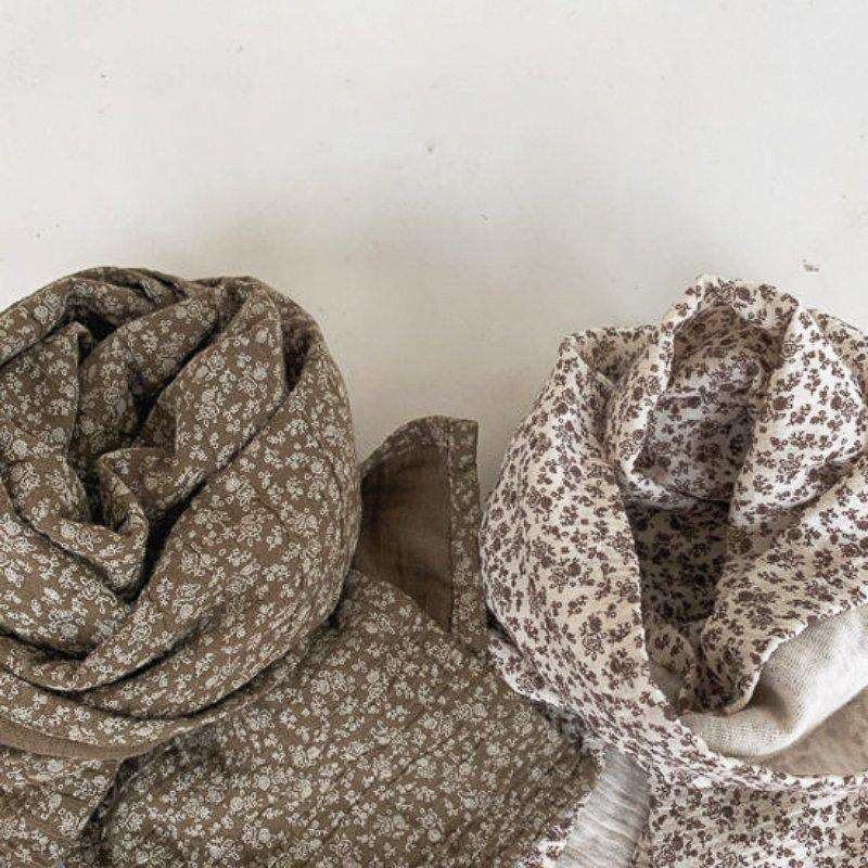Bella Flower Scarf - Choulala Box
