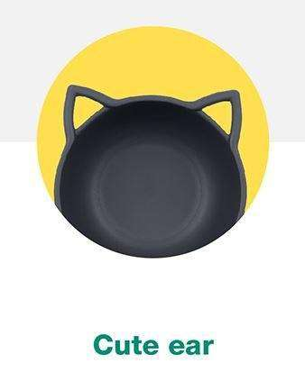 Black Cat Eco-Conscious Bamboo Dinnerware (4 piece set) - Choulala Box