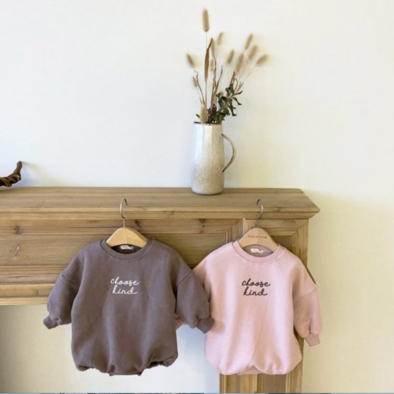 Choose Kind Baby Sweatshirt - Choulala Box