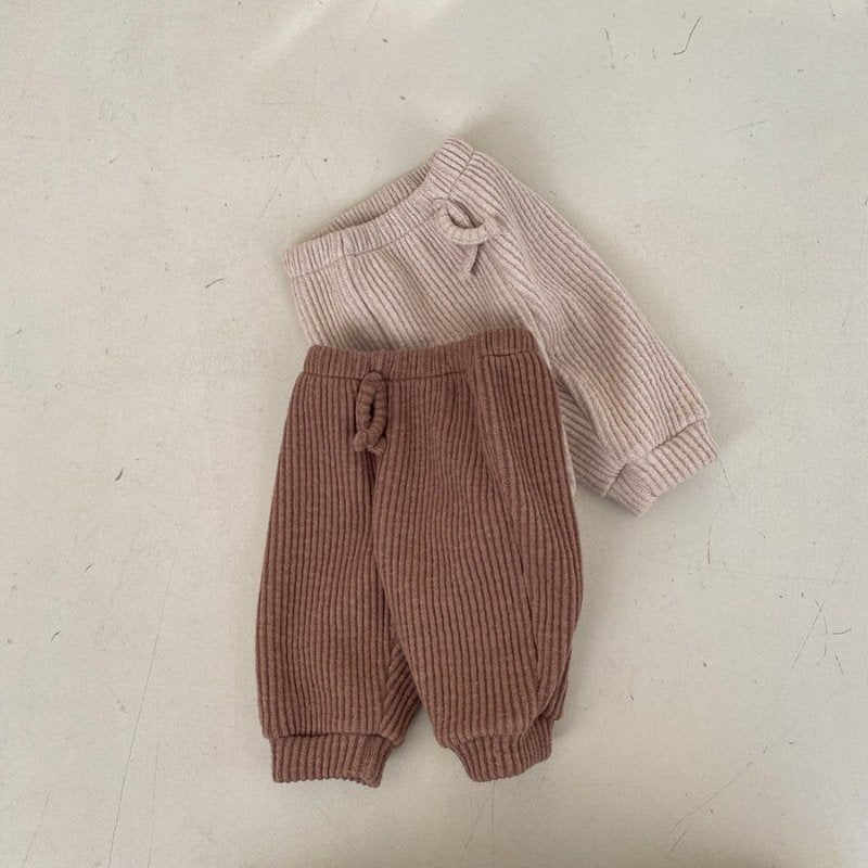 Churros Knit Pants - Choulala Box