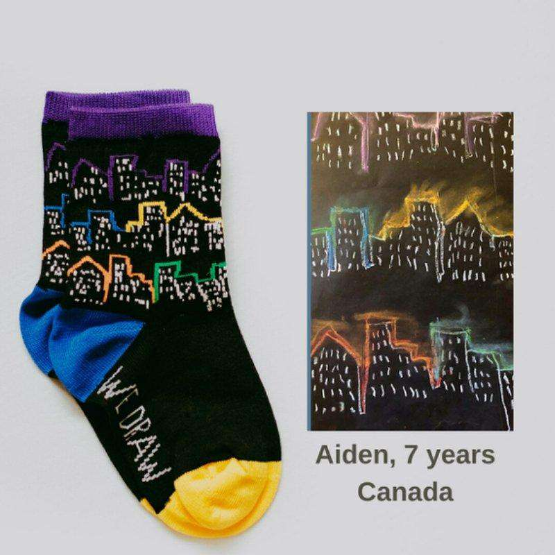 City by Aiden Socks - Choulala Box