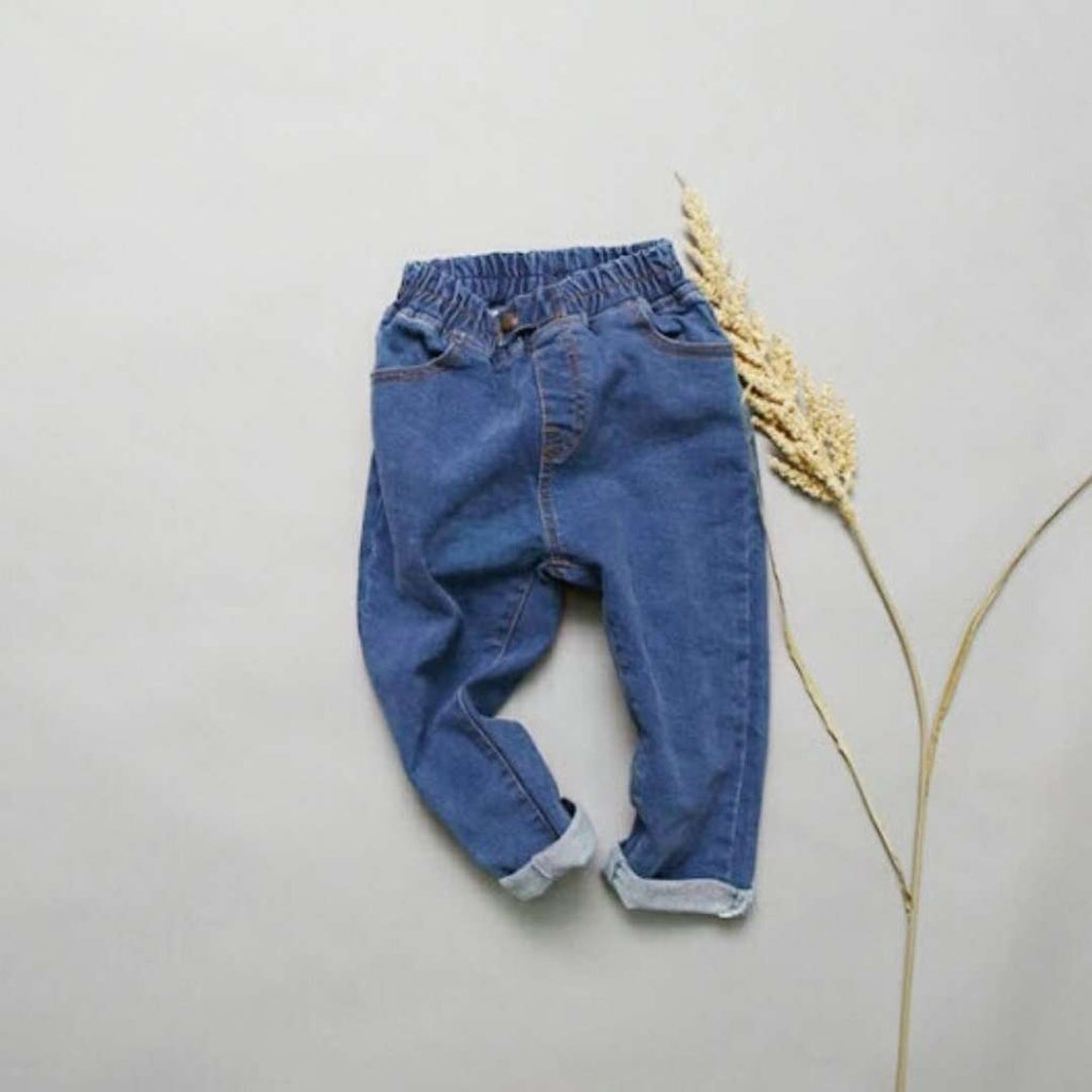 Classic Relaxed Fit Jeans - Choulala Box