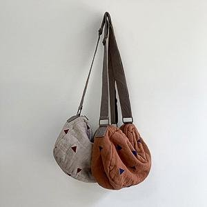Cotton Duffle Cross Bag - Choulala Box