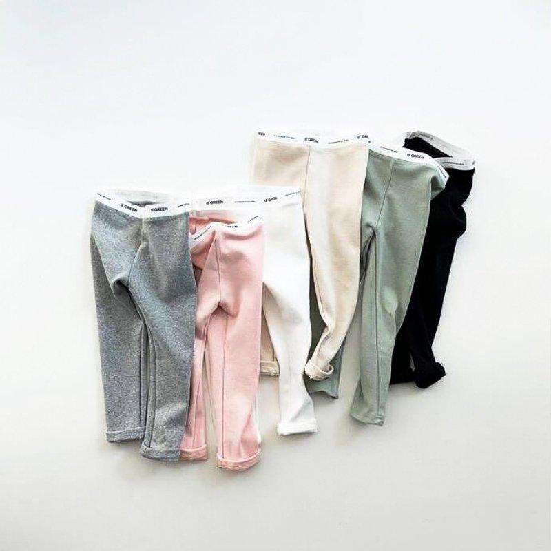 Cotton Plain Leggings - Choulala Box