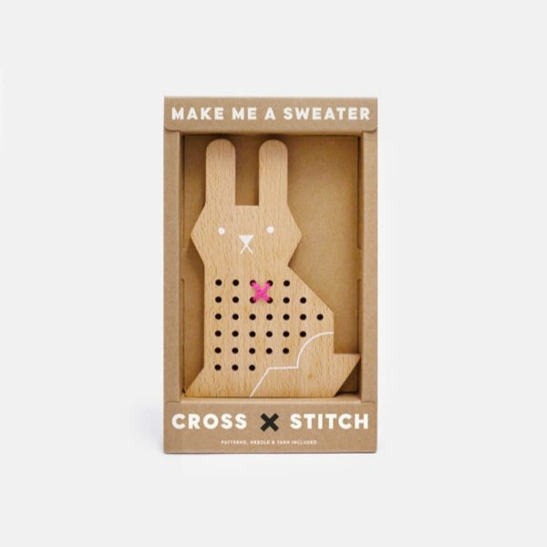 Cross Stitch Friends - Rabbit - Choulala Box