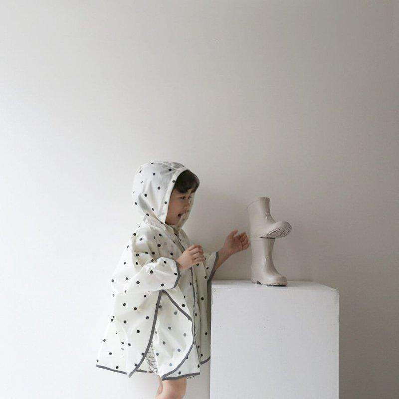 Dots Rain Jacket - Choulala Box