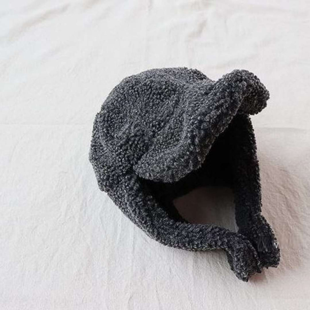 Fleece Magnet Warmer Hat - Choulala Box