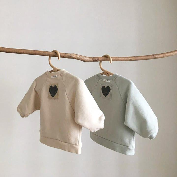Heart Sweatshirt - Choulala Box