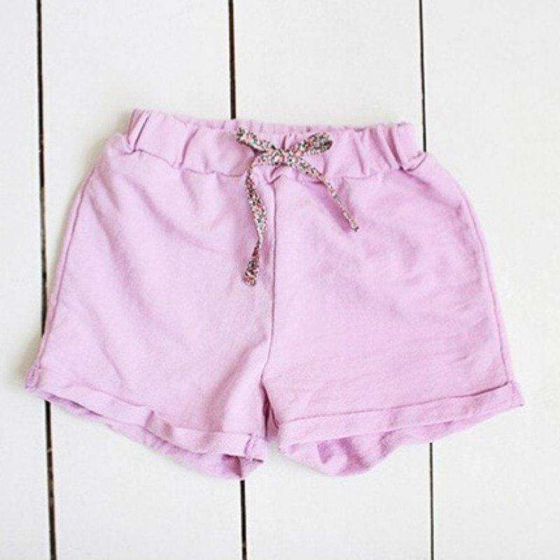 Jersey Cotton Shorts - Choulala Box