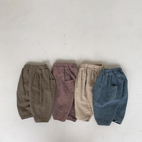 Long Fit Cotton Bottoms - Choulala Box