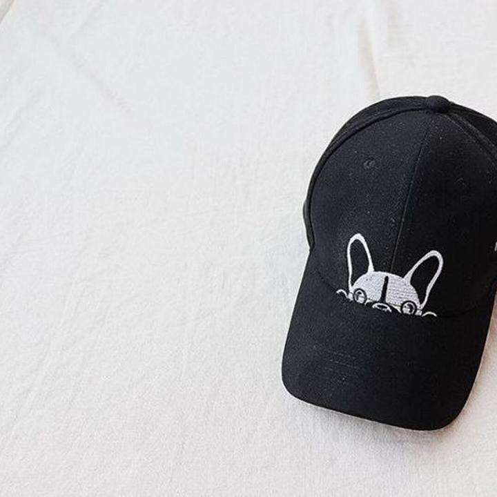 Mighty Bull Dog Cap - Choulala Box