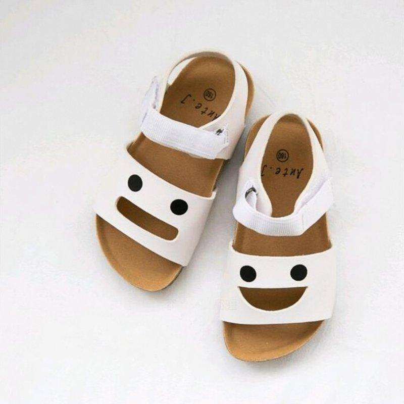 Mono Face Sandals - Choulala Box