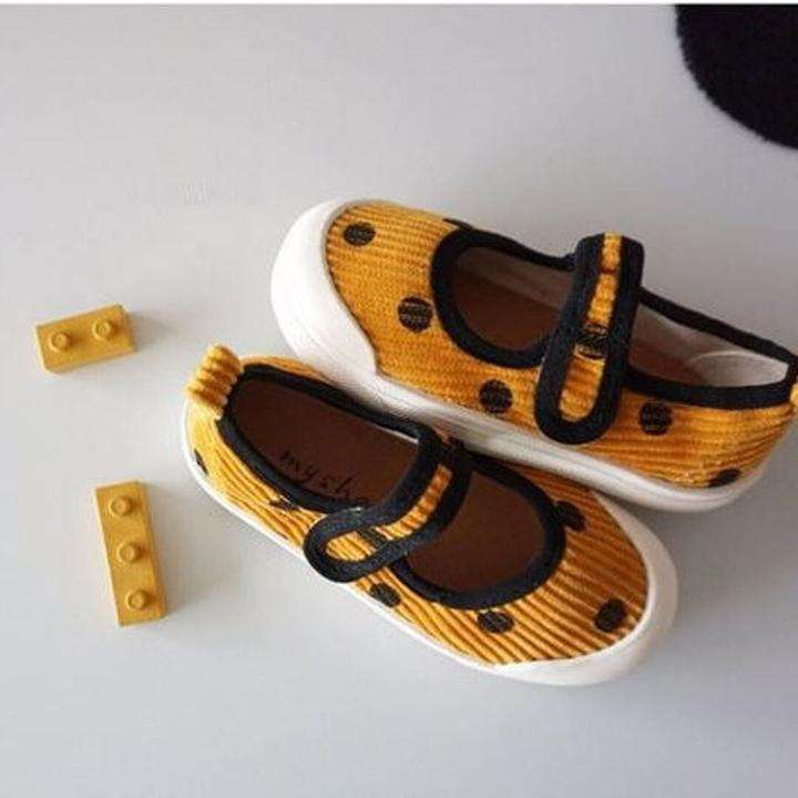 Mono Popcorn Dot Shoes - Choulala Box