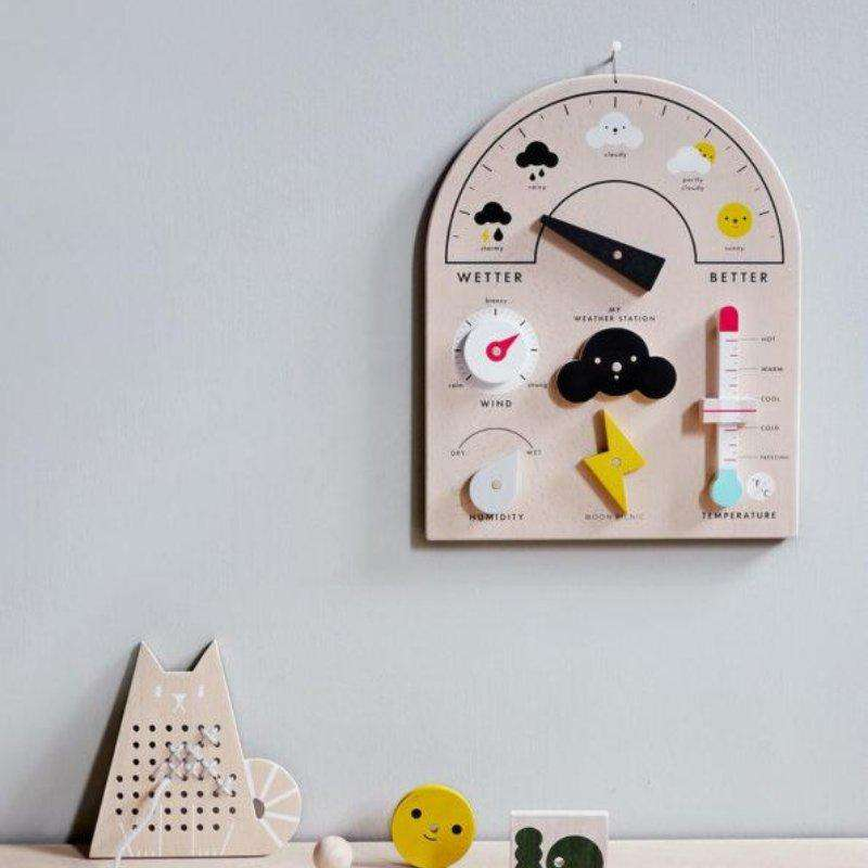 Weather Station For Kids