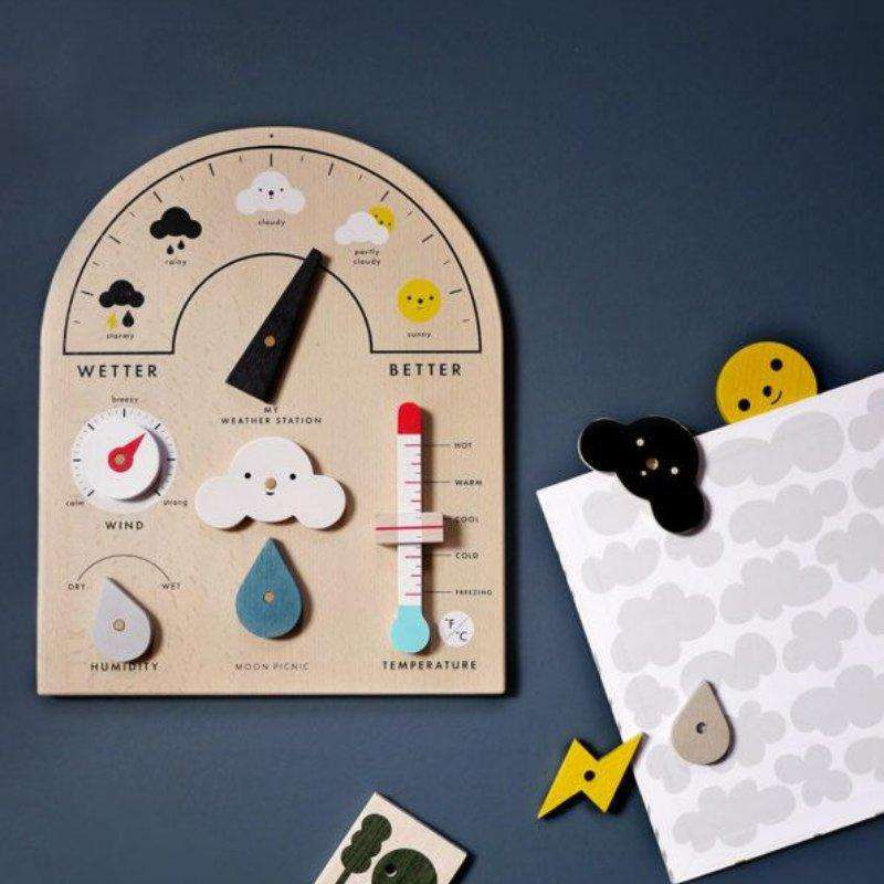 Kid Weather Station