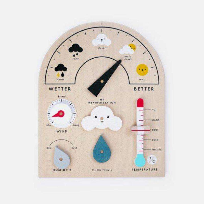Weather Charts For Kids
