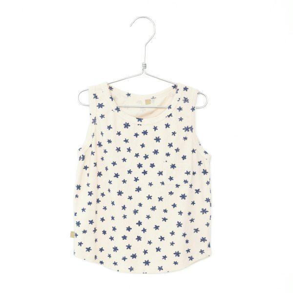 Organic Cotton | Flowers Tank Top - Choulala Box