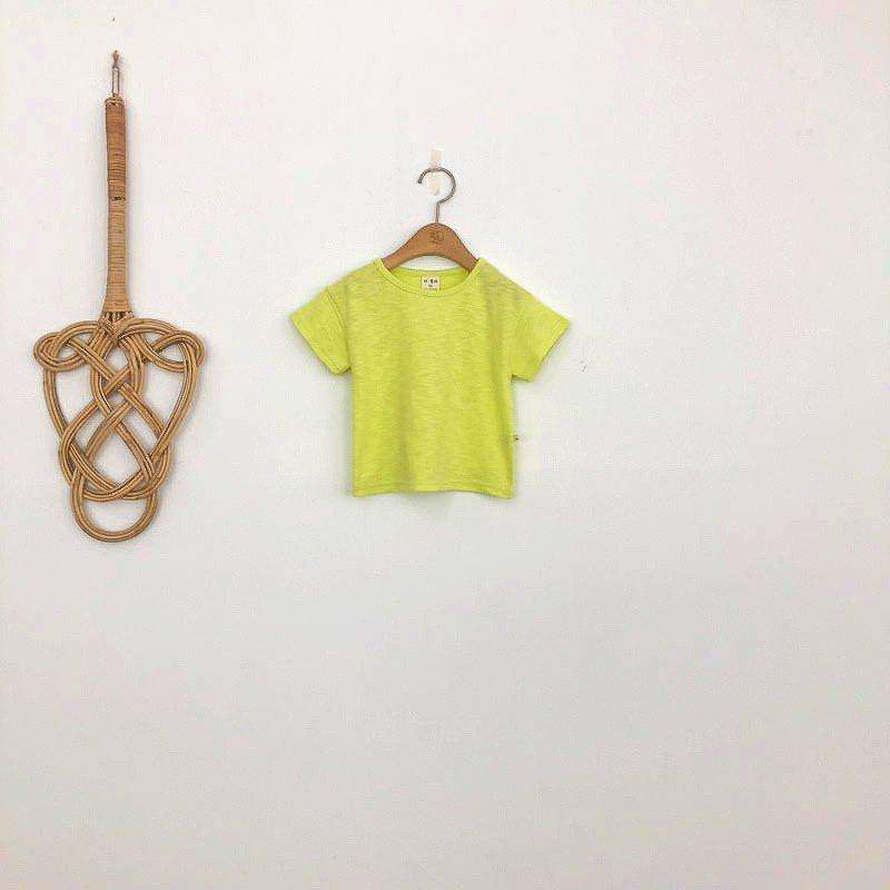 Plain Cotton T-Shirt - Choulala Box