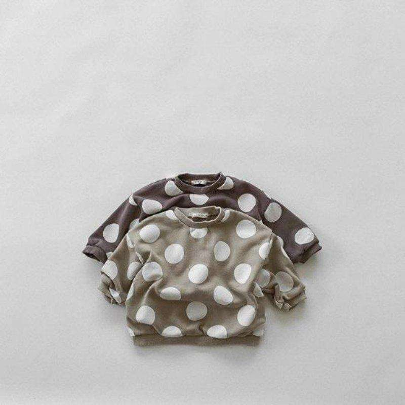 Polka Dot Sweatshirt - Choulala Box