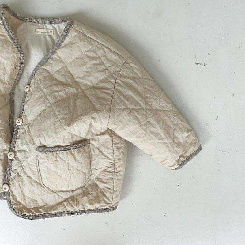 Quilted Puffer Jacket - Choulala Box