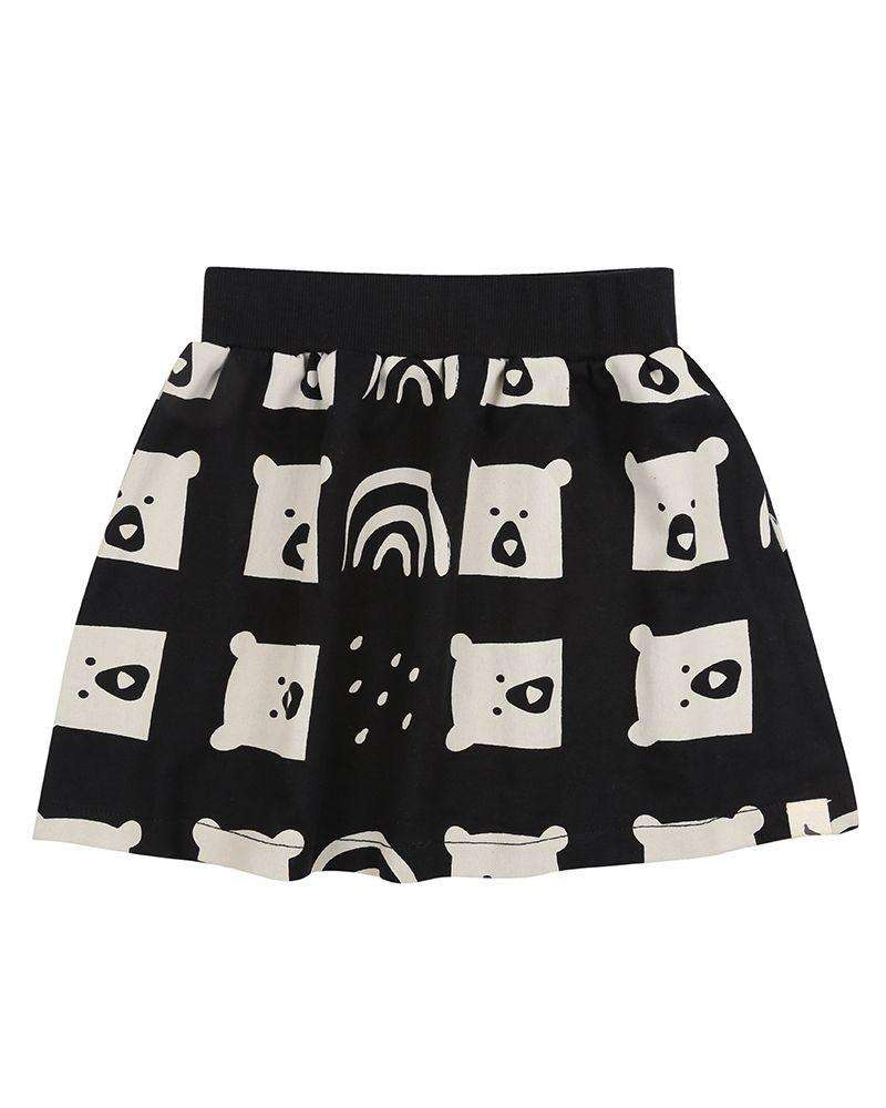 Rain Bear Skirt - Choulala Box