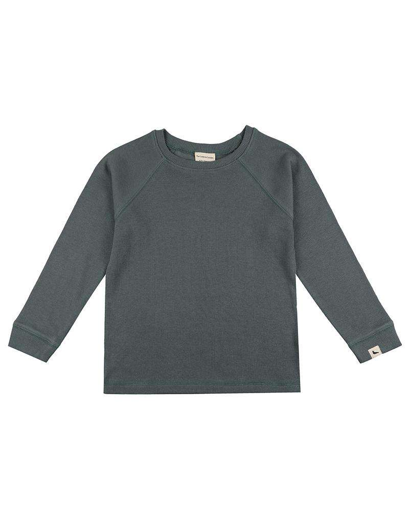 Rib Layering Top Steel - Choulala Box