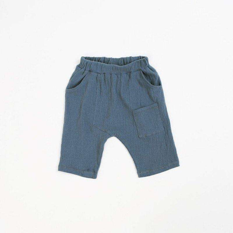 Slim Fit Soft Cotton Shorts - Choulala Box