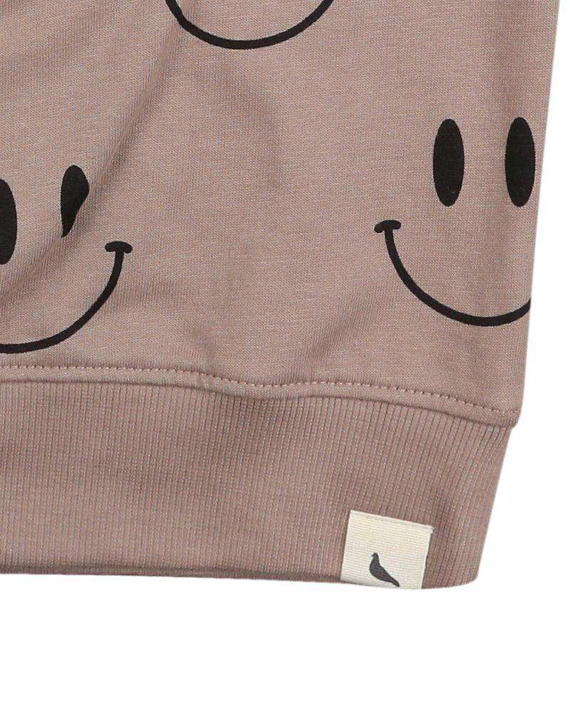 Smiley Sweatshirt - Choulala Box