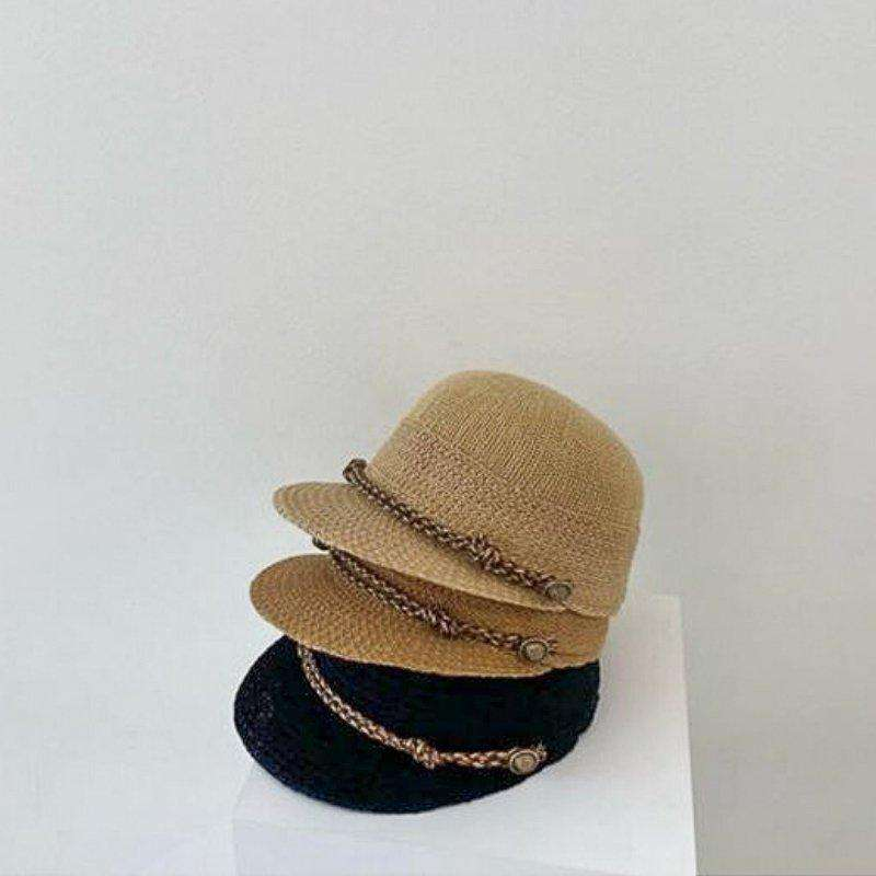 Summer Straw Hat - Choulala Box